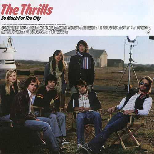 The Thrills - So Much CD cover art.jpg (52761 bytes)