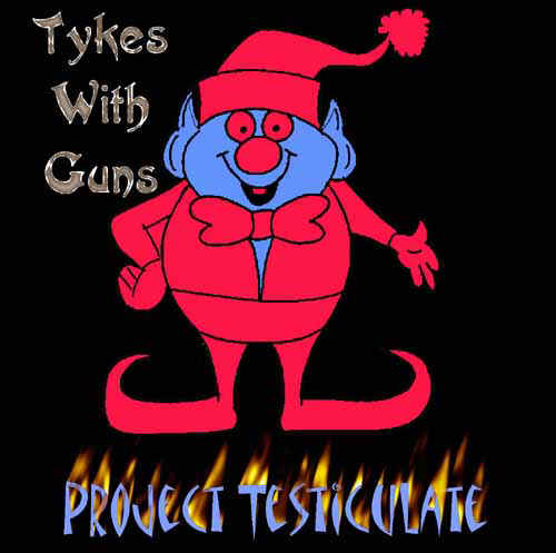 Tykes With Guns CD cover 03.jpg (43952 bytes)
