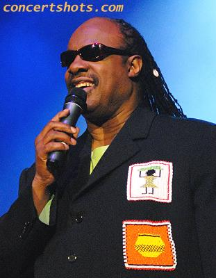 Stevie Wonder Set List For Atlanta on November 1, 2007 :